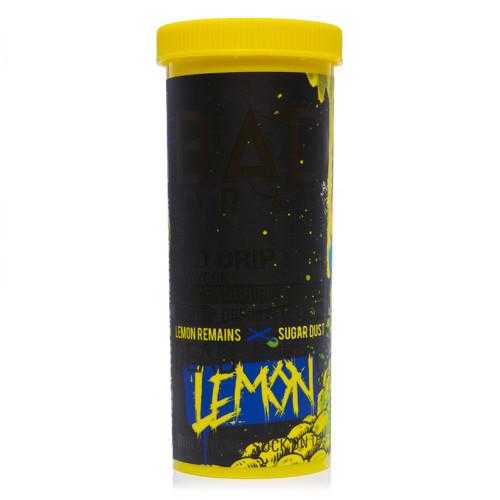 Премиум жидкость Bad Drip - DEAD LemOn 60 мл. 3 мг.