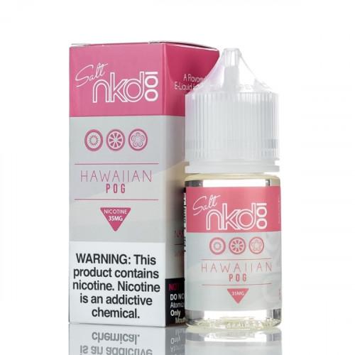 Жидкость на солевом никотине Naked 100 Salt - Hawaiian Pog 30 мл.