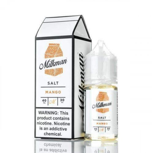 Жидкость на солевом The Milkman Salt - Mango 30 мл. 40 мг.