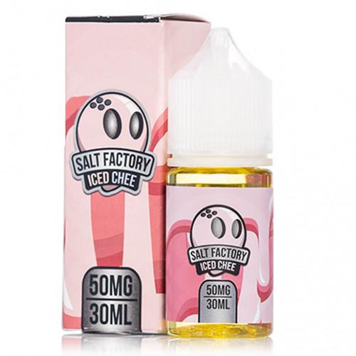 Жидкость на солевом никотине Air Factory Salt - Iced Chee 30 мл. 35 мг.