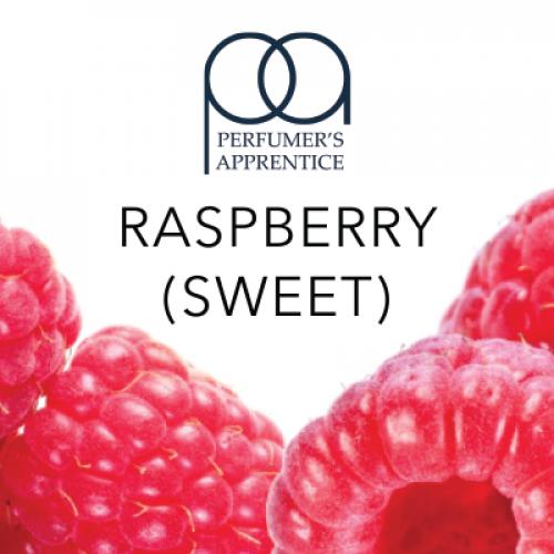Ароматизатор TPA Raspberry (Sweet) Flavor (Сладкая малина)