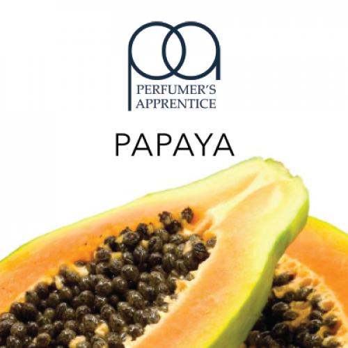 Ароматизатор TPA Papaya (Чизкейк)