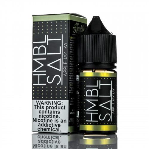 Жидкость на солевом Humble Salt - Apple Jay Jay 30 мл. 35 мг.