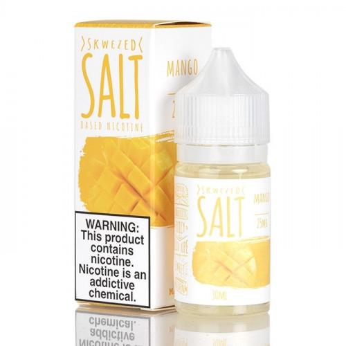 Жидкость на солевом Skwezed Salt - Mango 30 мл.
