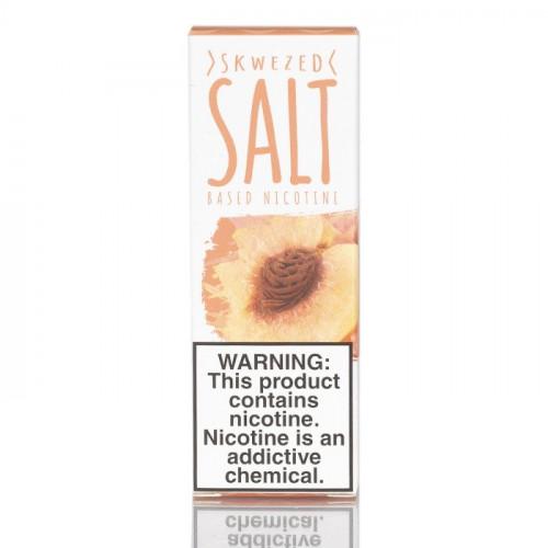 Жидкость на солевом никотине Skwezed Salt - Peach 30 мл.