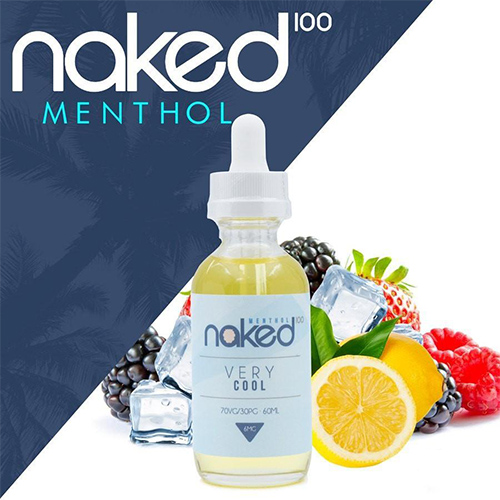 Премиум жидкость Naked 100 - Very Cool 60 мл.