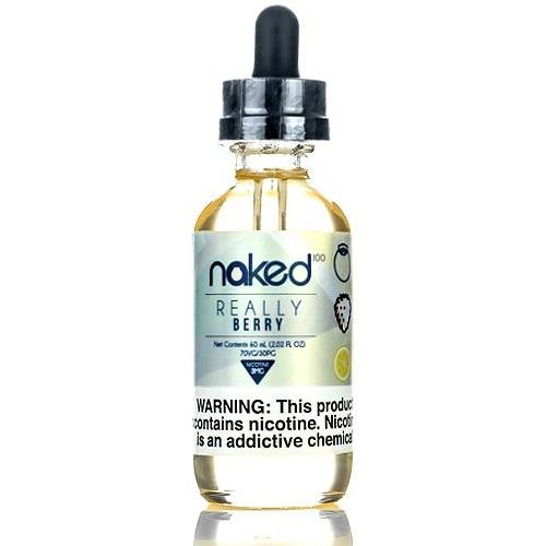 Жидкость для электронных сигарет Naked 100 - Really Berry (Very Berry) 60 мл.