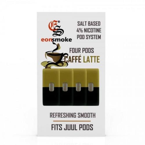 JUUL Pods (картридж) - Eonsmoke Pods - Caffe Latte 6%