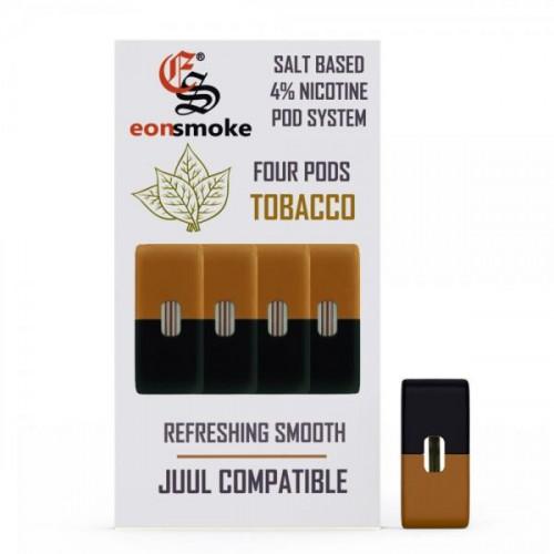 JUUL Pods (картридж) - Eonsmoke Pods - Tobacco 6%