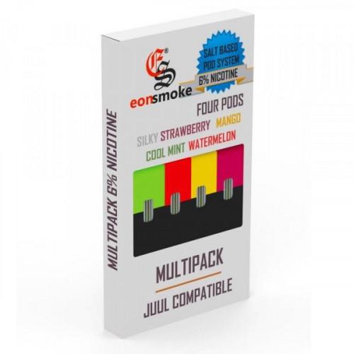 JUUL Pods (картридж) - Eonsmoke Pods - MultiPack 6%