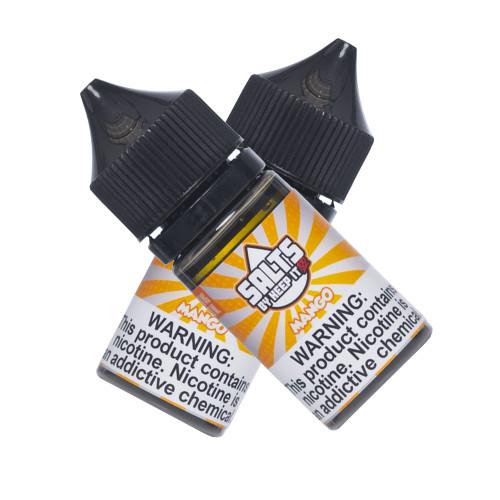 Жидкость на солевом никотине Keep It 100 Salts - Mango 30 мл.