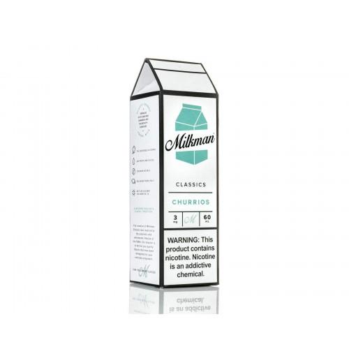 Премиум жидкость The Milkman - Churrios 60 мл.
