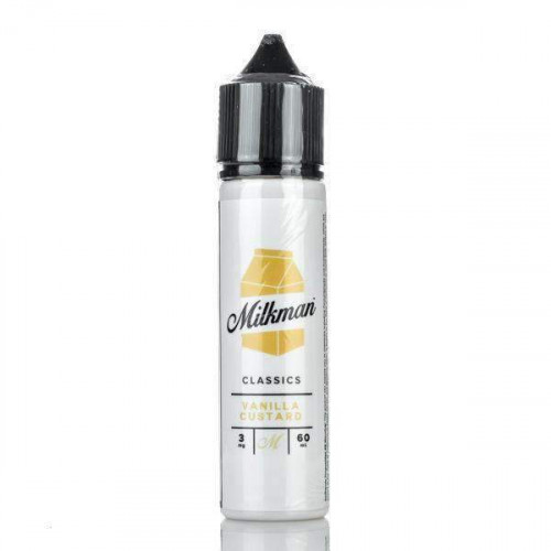 Премиум жидкость The Milkman - Vanilla Custard 60 мл.