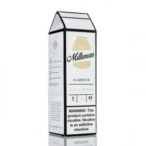 Премиум жидкость The Milkman - Little Dipper 60 мл.