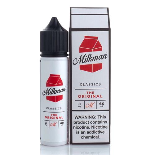 Премиум жидкость The Milkman - The Original 60 мл.