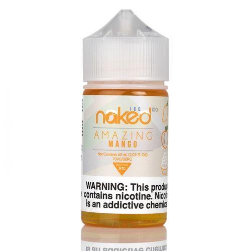 Премиум жидкость Naked 100 - Amazing Mango Ice 60 мл.