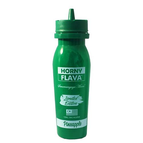 Жидкость Horny - Pineapple 120 ml.