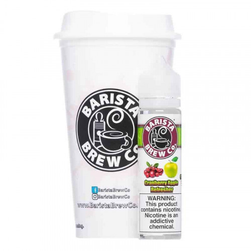 Премиум жидкость Barista Brew Co. - Cranberry Apple Refresher 60 мл.