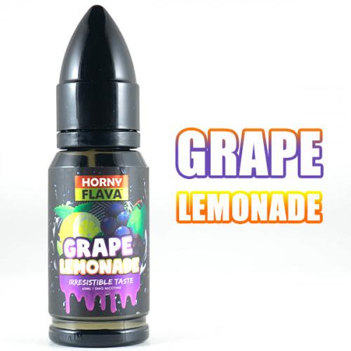 Жидкость Horny Flava - Grape Lemonade 60 мл.