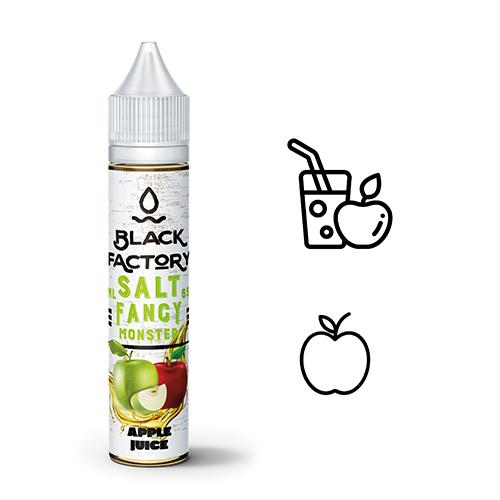 Жидкость на солевом Fancy Monster Salt - Apple Juice 30 мл.