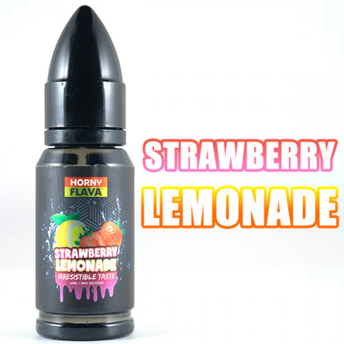 Жидкость Horny Flava - Strawberry Lemonade 60 мл.
