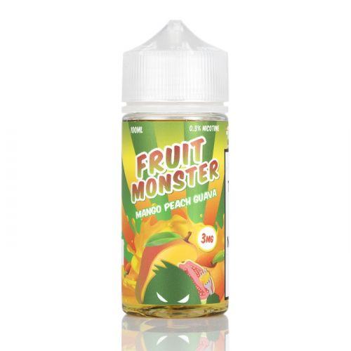Премиум жидкость Fruit Monster - Mango Peach Guava 100 мл.
