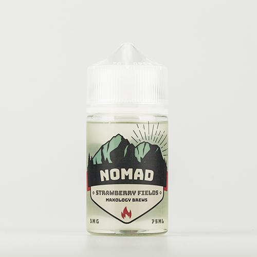 Жидкость Nomad - Strawberry Fields 75 мл.
