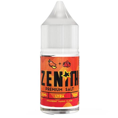Жидкость на солевом никотине Zenith Salt - Lyra 30 мл.