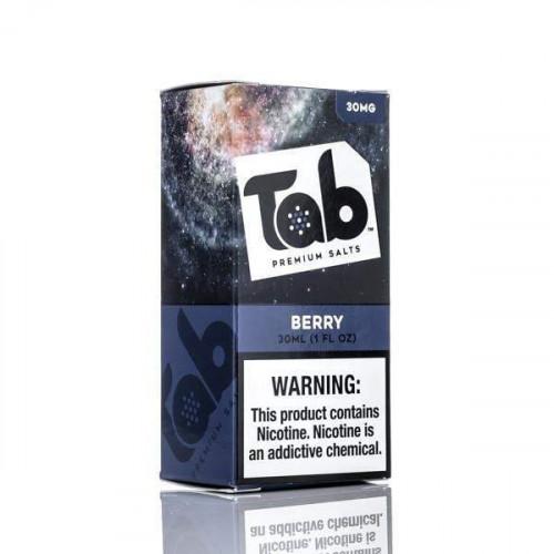Жидкость Tab Premium Salts - Berry Marauder 30 мл.