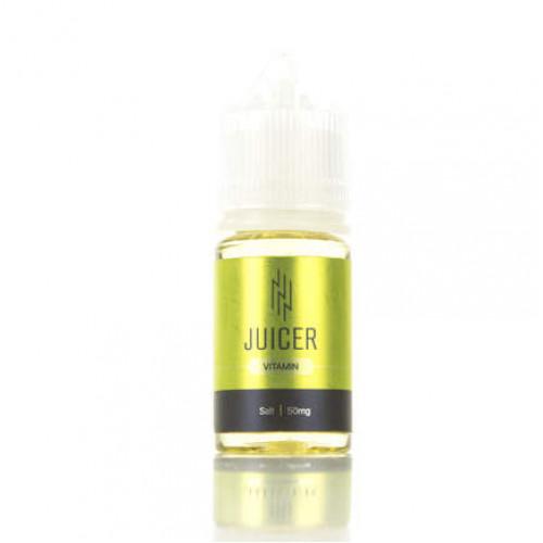 Жидкость на солевом никотине Juicer Salt - Vitamin 30 мл.