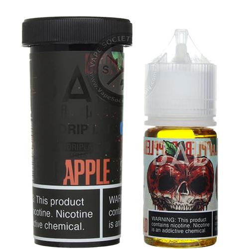 Жидкость на солевом никотине Bad Salt - Bad Apple by Bad Drip 30 мл.