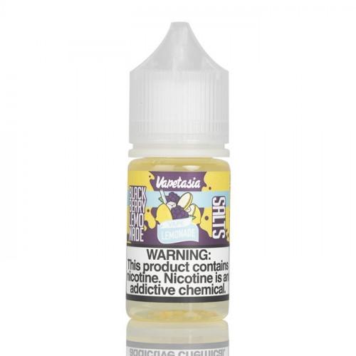 Жидкость на солевом Vapetasia Salt - BlackBerry Lemonade 30 мл.