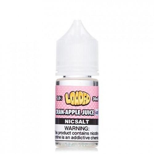 Жидкость на солевом Loaded Nic Salt - Cran-Apple ICE 30 мл.