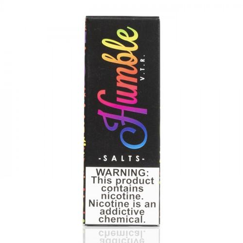 Жидкость на солевом никотине Humble Salt - V.T.R 30 мл.