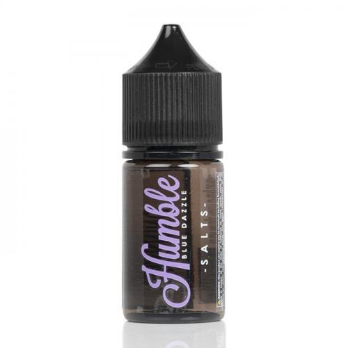 Жидкость на солевом никотине Humble Salt - Blue Dazzle 30 мл.