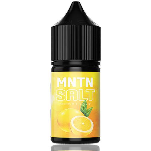 Жидкость на солевом MNTN Salt - Lemon SWT&SOUR 30 мл.