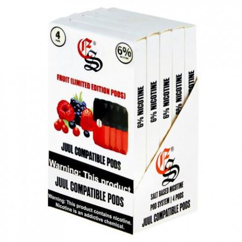 JUUL Pods (картридж) - Eonsmoke Pods - Limited Edition Fruit 6%