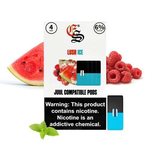 JUUL Pods (картридж) - Eonsmoke Pods - Lush ice 6%