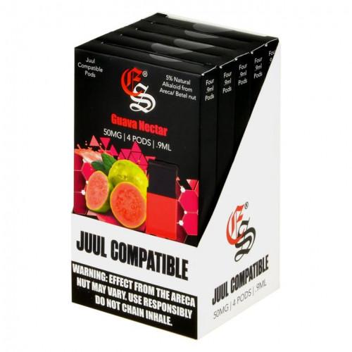 Картридж для JUUL Alkaloid - Guava Nectar (Eonsmoke) 5%