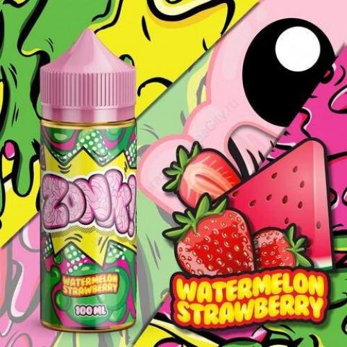 Премиум жидкость Juice Man - Watermelon Strawberry by Zonk! 100 мл.