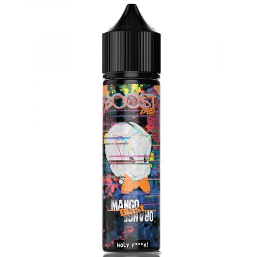 Жидкость для электронных сигарет Boost - Mango&Orange 60 мл.
