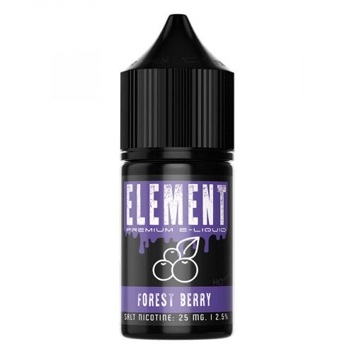 Жидкость для pod систем Element Salt - Forest Berry 30 мл.