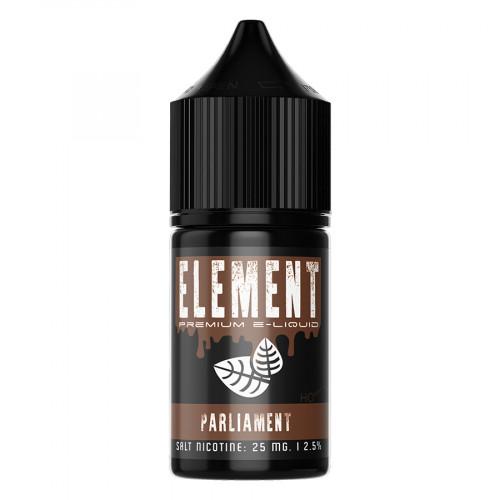 Жидкость для pod систем Element Salt - Parliament 30 мл.