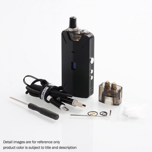 Pod - система THC Tauren X Pod System RBA Kit 1000 мАh