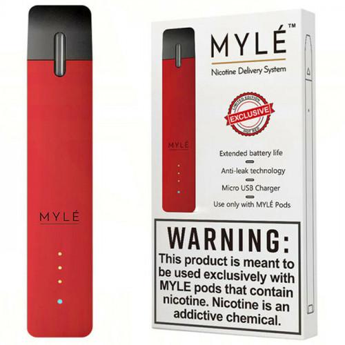 Электронная сигарета Myle Vapor Device only (Red) - Оригинал