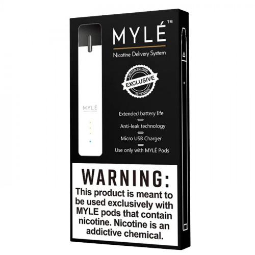 Электронная сигарета Myle Vapor Device only (White) - Оригинал