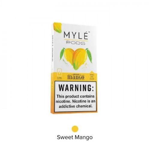 Картриджи Myle Pods - Sweet Mango (4 шт.)