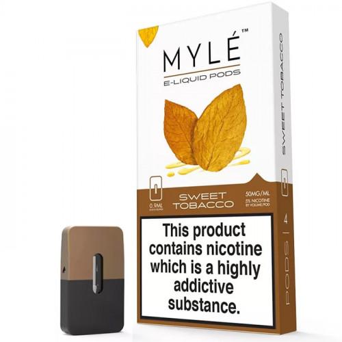 Картриджи Myle Pods - Sweet Tobacco 5% (4 шт.)
