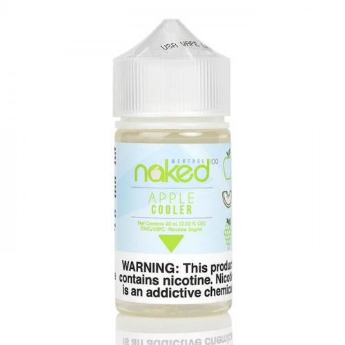 Премиум жидкость Naked 100 - Apple Cooler 60 мл.