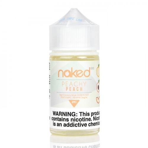 Премиум жидксть Naked 100 - Peachy Peach 60 мл.